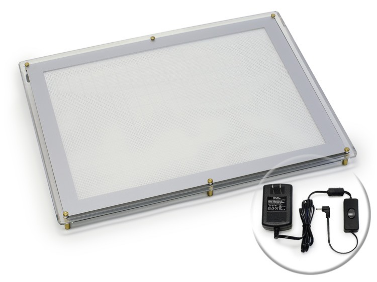 LED Tattoo Stencil Tracing Table