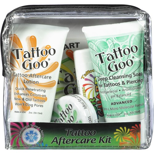 Tattoo Goo Complete Aftercare Kit