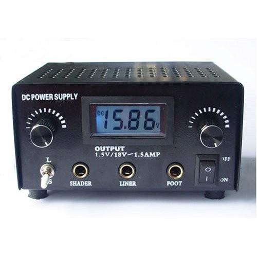 Digital Dual Power Supply