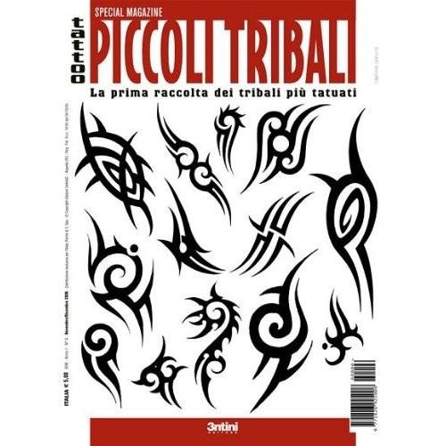 Tattoo Picocoli Tribal Illustration Flash Book