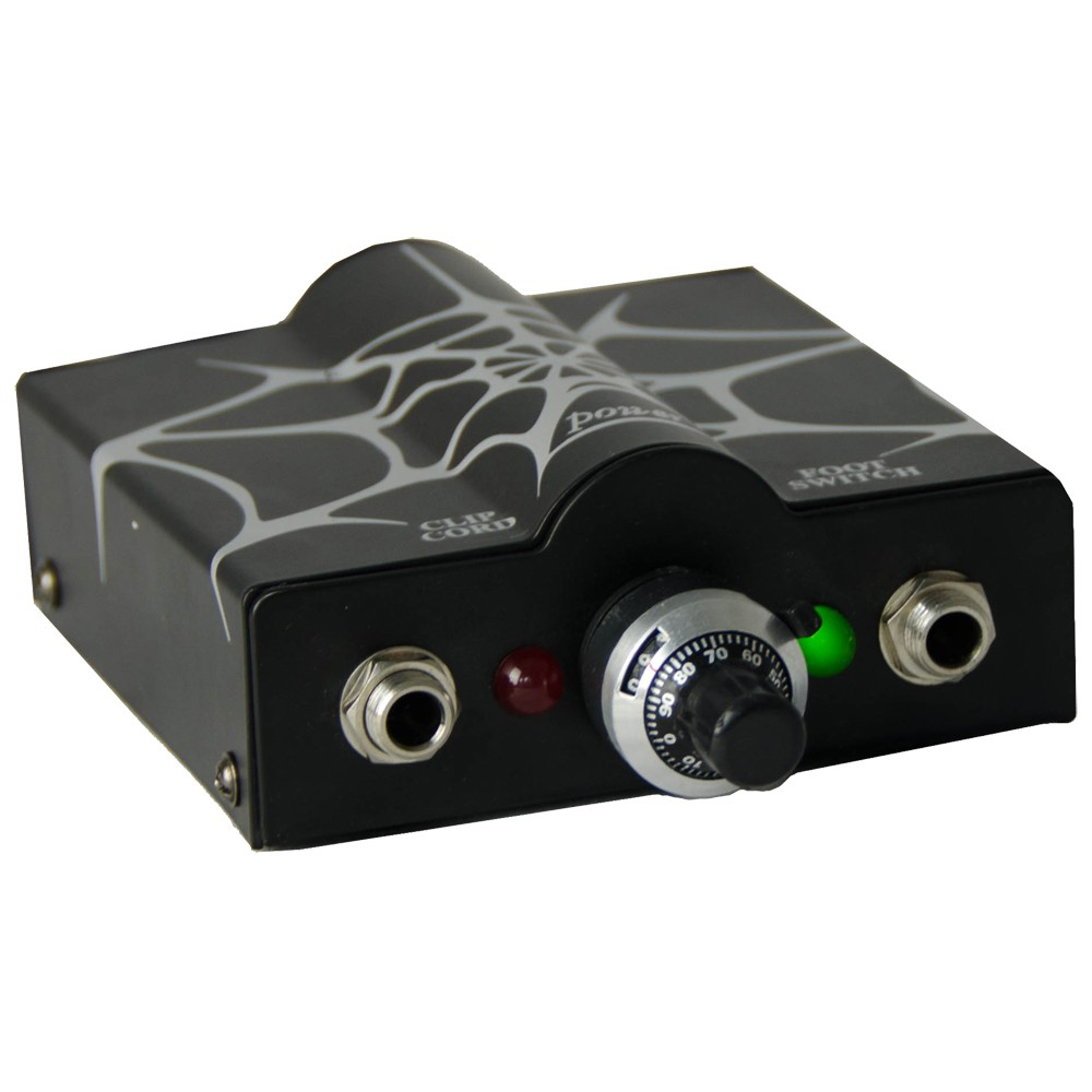 Tattoo mini spider power supply 10 turn for Power supply for tattoo