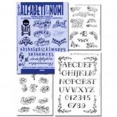 Tattoo Alfabeti & Nomi (Lettering & Script) Guide