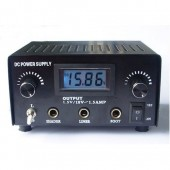 Digital Dual Power Supply