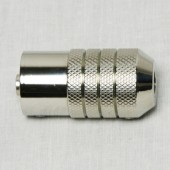 Premium 316L Stainless Steel Tattoo Grip 25mm SG3