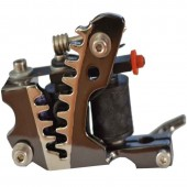Razor Edge Cast Iron Liner or Shader Tattoo Machine (M315-2)