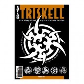 Tattoo Triskell Celtic Illustration Flash Book