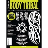Tattoo Body Tribal Flash Book