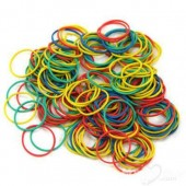 Tattoo Rubber Bands - 100pk